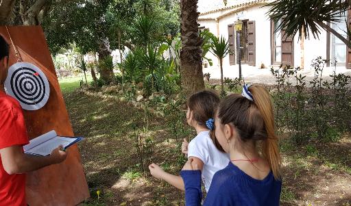 gite scolastiche juniorland sicilia freccette