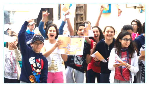 gite scolastiche juniorland sicilia orienteering 1
