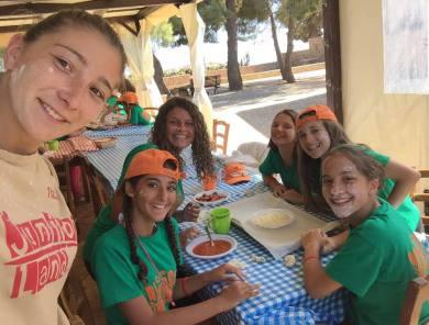 juniorland chef corsi di cucina per bambini giulio sorrentino fiamma formisano