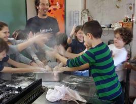 juniorchef corsi di cucina giulio sorrentino fiamma formisano