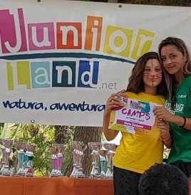 premi campi estivi in Sicilia juniorland