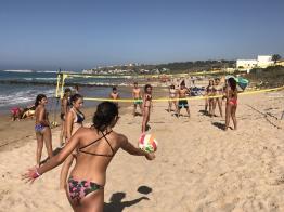 campi estivi palermo sicilia beach volley avventura