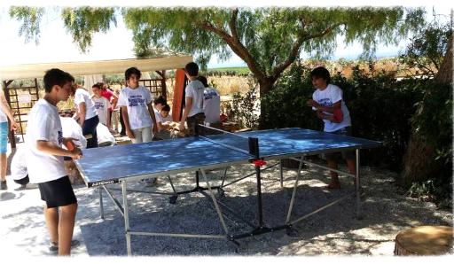 campi estivi palermo sicilia ping pong avventura