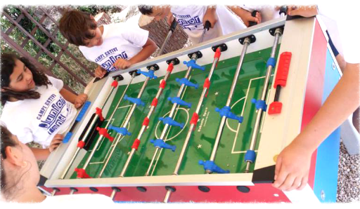 campi estivi palermo sicilia agriturismo avventura calcio balilla