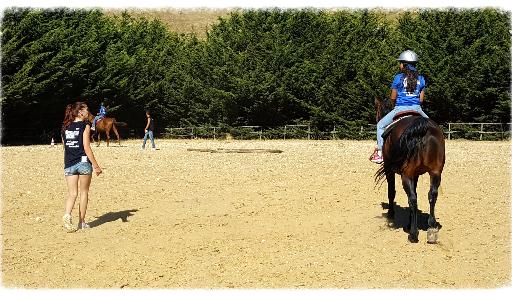 campi estivi palermo sicilia maneggio equitazione avventura