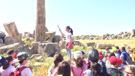 Gita scolastica sicilia juniorland con pernottamento menfi sciacca e selinunte