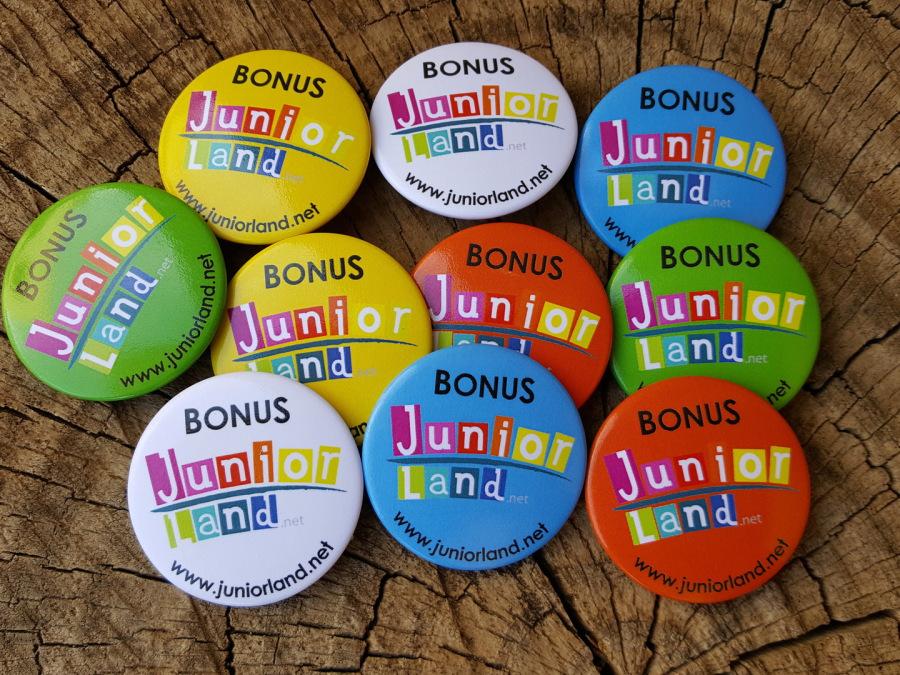 spille bonus campi estivi juniorland