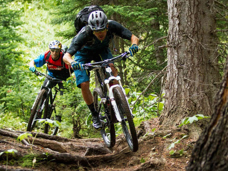 mountain bike seniorland by juniorland
