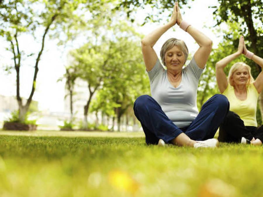 seniorland yoga nidra