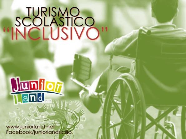 gite scolastiche juniorland sicilia con inclusione