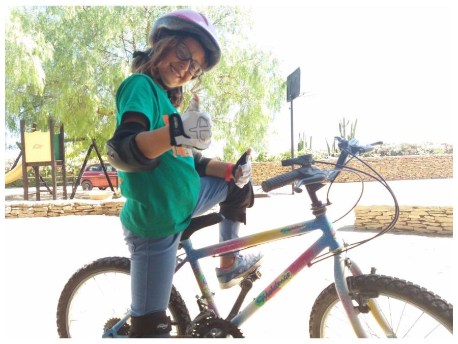 Campi Estivi Juniorland mountain bike