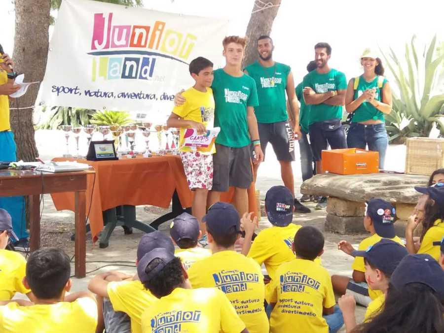 Campi Estivi Sicilia 2019 Juniorland 2