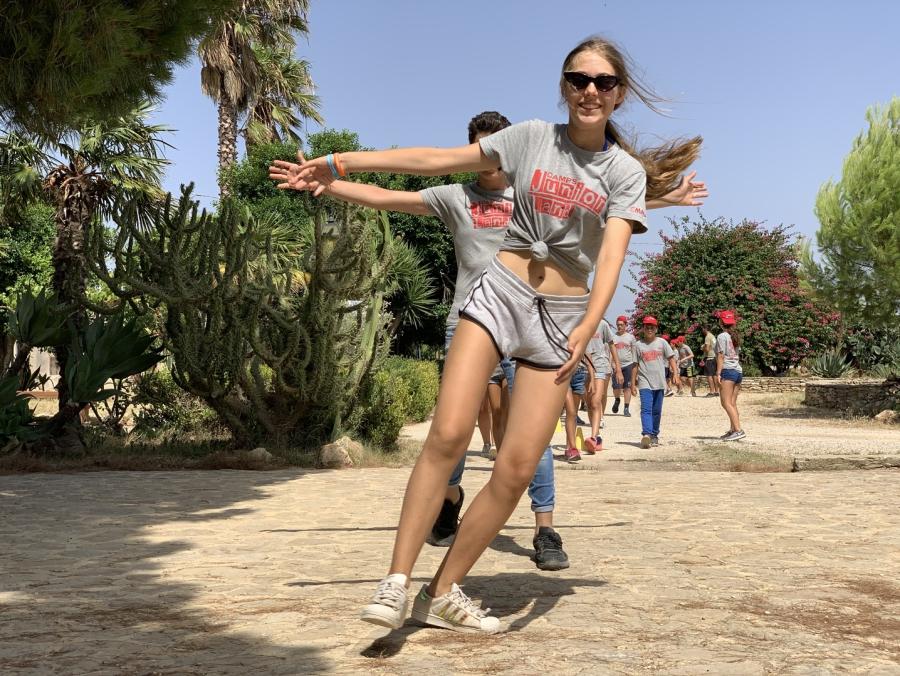 campi estivi Sicilia juniorland 2
