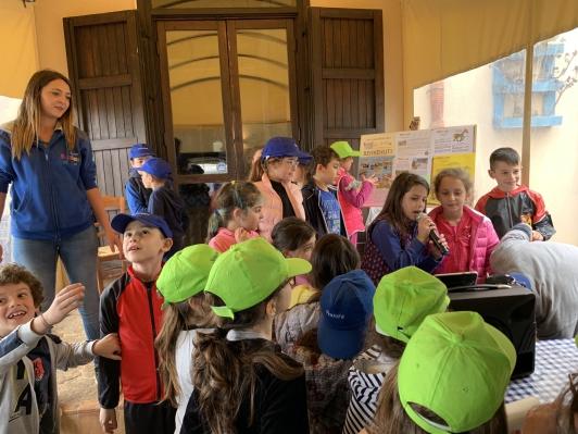 Feste per bambini alla Tenuta Stoccatello con juniorland
