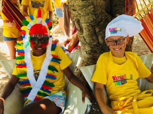 feste country juniorland per ragazzi alla Tenuta Stoccatello Menfi