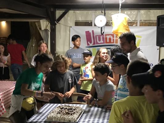 feste per ragazzi juniorland Tenuta Stoccatello