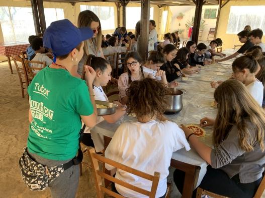 campi invernali juniorland corsi cucina