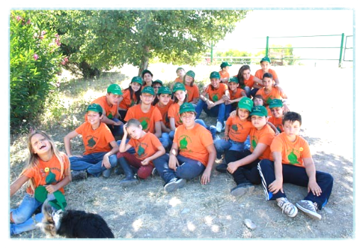 campo estivo junior land gruppo